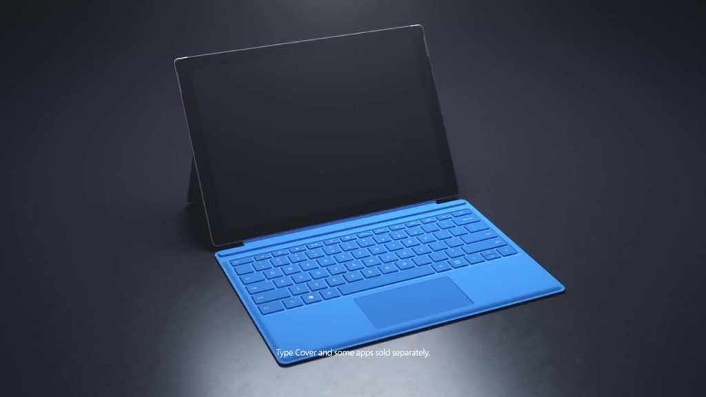 The New Microsoft Surface Pro 4.mp4_20151007_002500.171