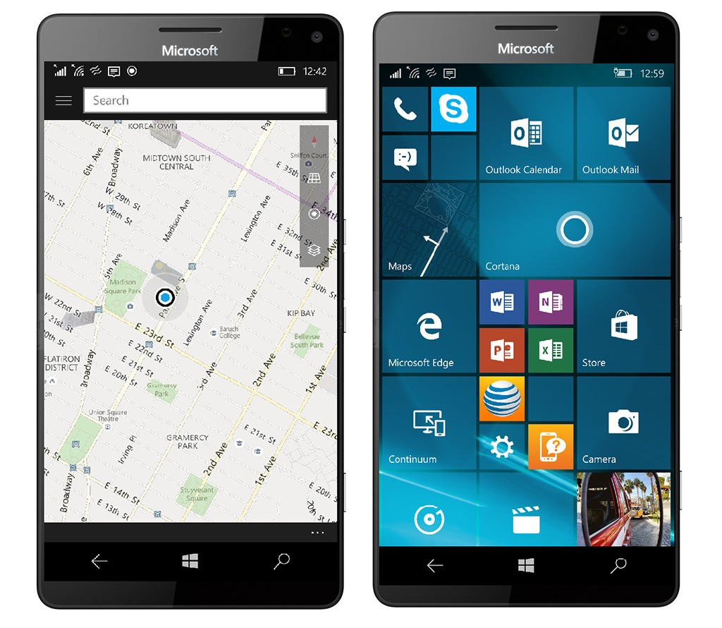 heremaps-windows 10 mobile
